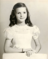 photo Joan at 7